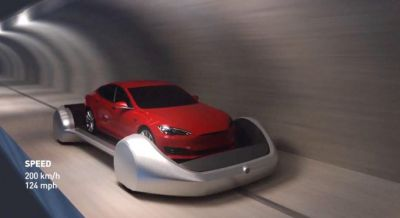 "Watch Elon Musk's incredible vision of ""Boring"" car tunnels"