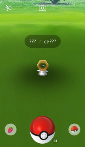 That weird nut Pokémon that showed up in Pokémon Go? It's official now
