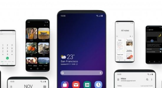 Galaxy S8 and Note 8 won't get Samsung's new One UI interface