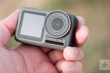 DJI's waterproof Osmo Action camera to take on GoPro with two LCD screens