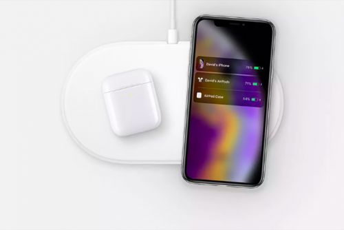 What's this? Apple's long-lost AirPower on Apple's site? How curious