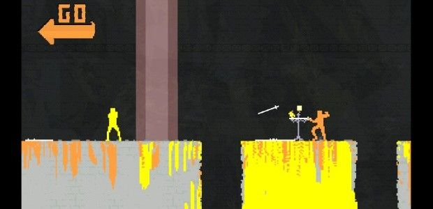 Have you played. Nidhogg?