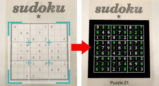 This sudoku app shows how incredible ARKit is - but it totally spoils the game