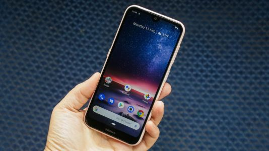 Nokia 4.2 has started receiving Android 10 update