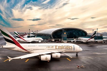 Faster Wi-Fi is in the cards for passengers on Cathay and Emirates airlines