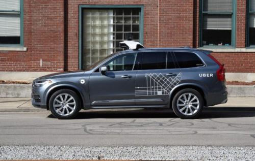 Uber gets permission to restart self-driving road tests in Pennsylvania