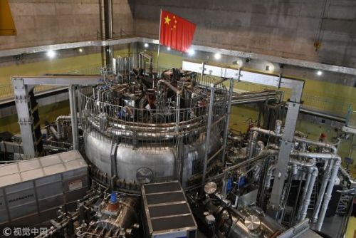 Chinese fusion experiment generates an electron temperature of over 100 million degrees