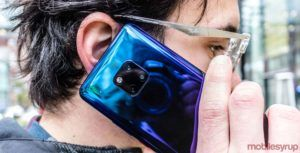 Huawei Mate 20 Pro update improves face unlock feature and photo quality