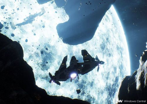 Everspace developer teases open-world space shooter with new screenshots