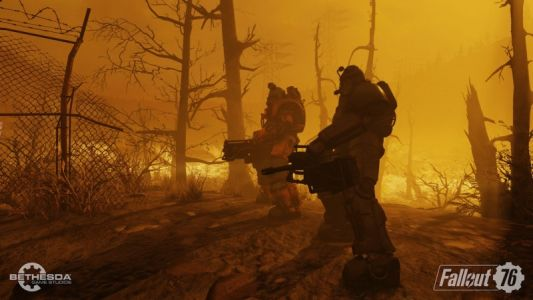 Fallout 76 Players Record The First Nuke Drop And Hellish Endgame Battle