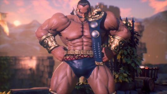 PC MasterRace Latinoamérica shows off 4K screenshots for the PC version of Fighting EX Layer