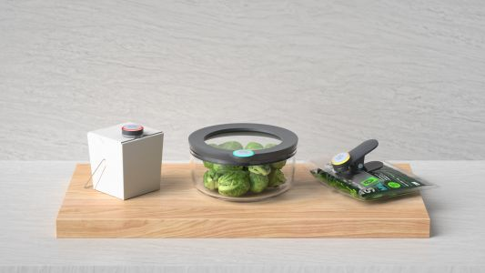 Amazon Alexa-enabled Tupperware tells you when you should probably throw out food