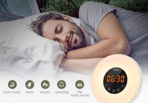 Wake up lights give you more energy all day long, and Amazon has 3 models on sale for $20 or less
