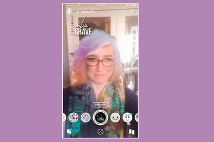 Snap, then shop - Snapchat rolls out Shoppable AR filters