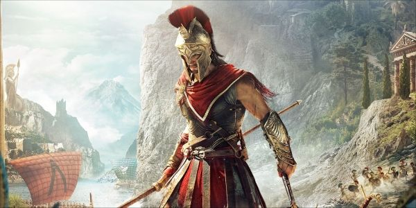 Assassin's Creed: Odyssey Is The Franchise's Best Launch This Generation
