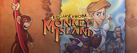 Daily Deal - Monkey Island Collection!
