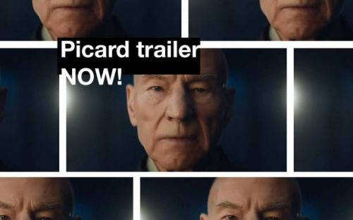 First Star Trek: Picard trailer trailer in detail UPDATE: Fixed!
