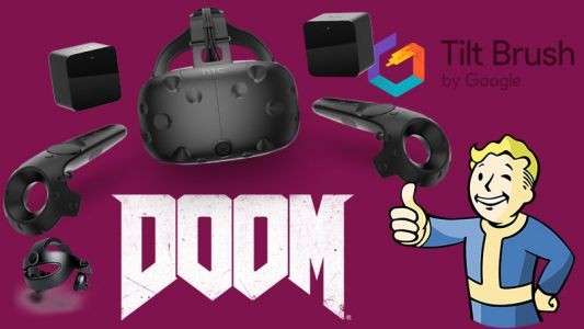 This brilliant HTC Vive bundle will save you over £150 this Black Friday