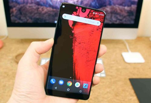 Essential Phone getting new Android P Developer Preview update
