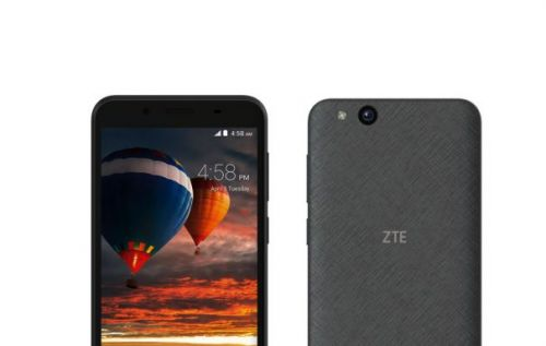 ZTE Tempo Go is an Android Go for the US