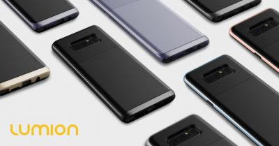 Get ready for the Galaxy Note 8 with these hot cases from Lumion