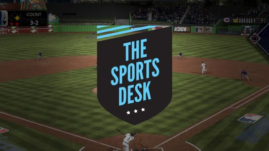 The Sports Desk - MLB The Show 18 & Out Of The Park Baseball 19 Take On Reality