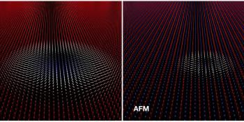 Extremely Small Magnetic Nanostructures With Invisibility Cloak Imaged