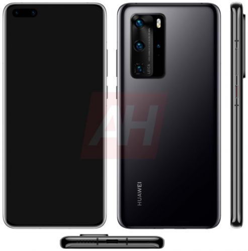 Tipster Reveals Huawei P40 & P40 Pro Camera Configuration