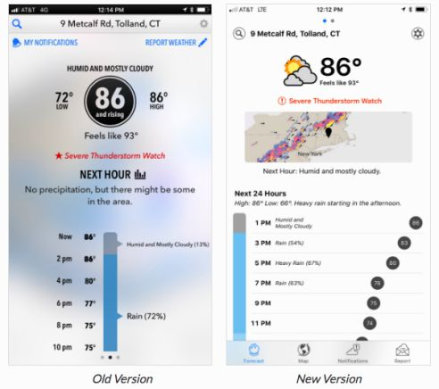 Dark Sky is one of the most popular weather apps, and it just got a major overhaul