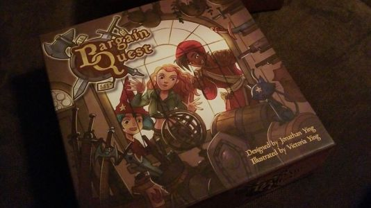 Seek Glory And Savings With The BARGAIN QUEST Card Game