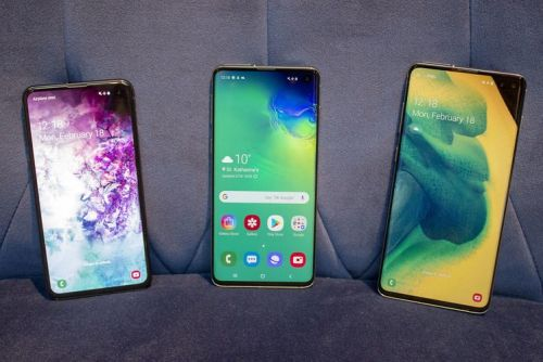 Samsung Galaxy S10e, S10 and S10+ official, but are there any surprises?