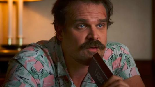 Hopper From STRANGER THINGS Finally Gets the MAGNUM P.I. Intro he Deserves
