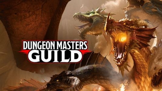 The Dungeon Masters Guild Supports a Community of Creators