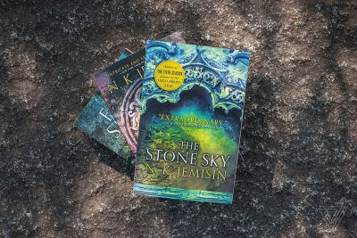 N.K. Jemisin's Broken Earth trilogy is a triumphant achievement in fantasy literature
