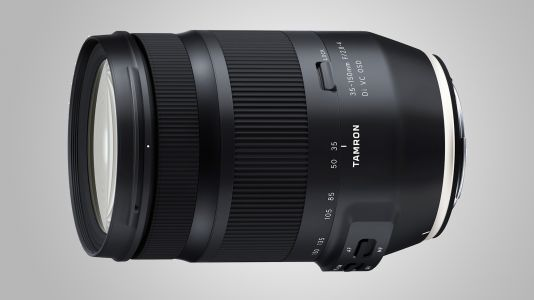 Tamron announces development of three full-frame-compatible lenses
