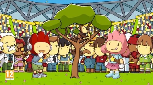 Scribblenauts Showdown Announced For Switch, PlayStation 4, And Xbox One