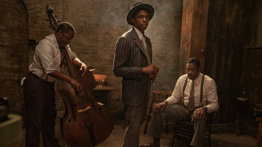 Captivating Trailer for Chadwick Boseman's Final Film MA RAINEY'S BLACK BOTTOM