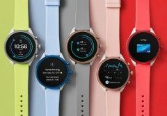 Fossil Taps the Snapdragon 3100 Wear for Its New Sport Watch