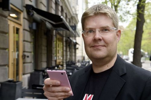 The other smartphone business