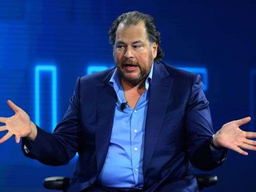 Salesforce and Apple stole some thunder from a big Microsoft event by announcing a new partnership