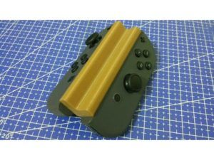 Engineer creates Switch Joy-Con controller for one-handed players