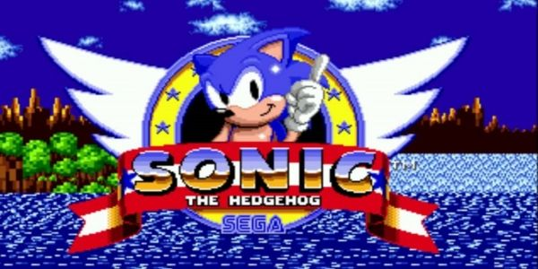The Strange, Secret Backstory For Sonic The Hedgehog's Logo