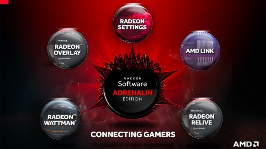 AMD's Adrenalin Radeon Software brings graphics card control to your smartphone