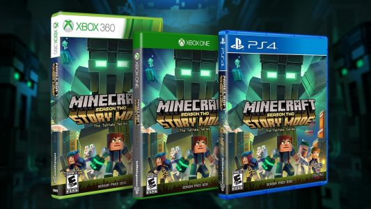 Minecraft: Story Mode - Season Two Gets a New Episode, a New Disc, and New Languages Today!