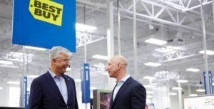 Best Buy Canada to sell smart TVs with Amazon's Fire TV installed