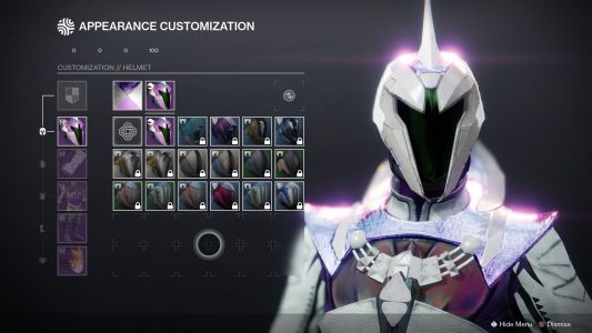 Destiny 2's transmog system will limit players to 10 free ornaments per class each season