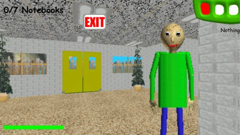 Baldi's Basics Looking To Add Field Trips & Randomization To Its Educational Horrors
