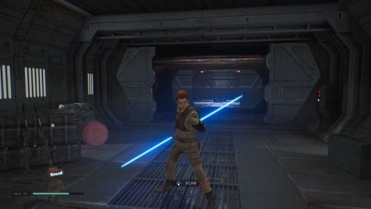 Where to find the double-bladed lightsaber in Star Wars Jedi: Fallen Order