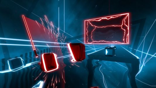 Beat Saber Review - Engrossing Musical Swordplay
