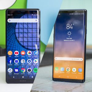 Poll results: Galaxy Note 9 and Xperia XZ3 neck in neck on the road to glory